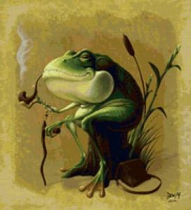 Лягушка-философ-2