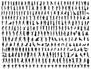 http://www.dreamstime.com/royalty-free-stock-photos-hundreds-people-silhouettes-image3716198