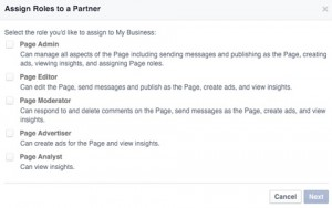 ID партнеров на Facebook