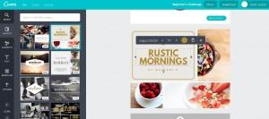 Canva сервис для создания изображений в соцсетях