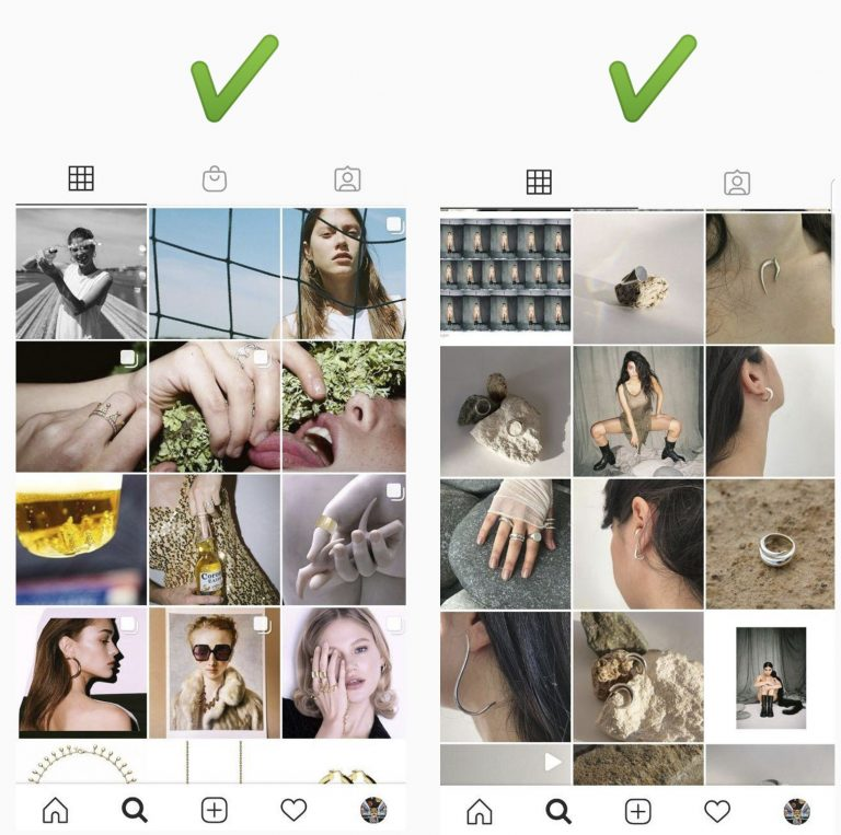 Как вести профиль молодежного ювелирного магазина в Instagram