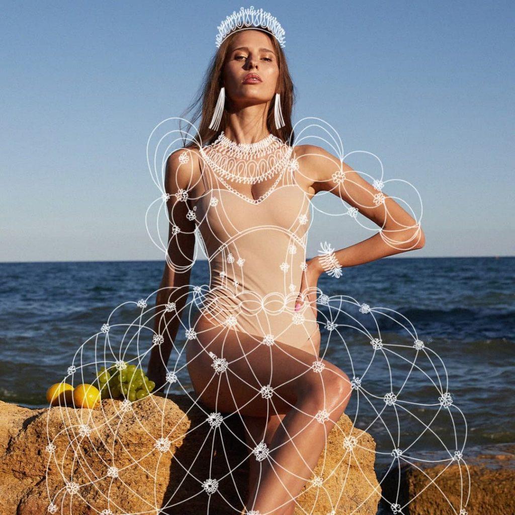 Рекламный тизер женских купальников
