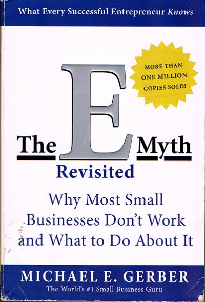 Рецензия на «Предпринимательский миф» и пара рекомендаций