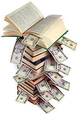 Одалживать книги = одалживать деньги