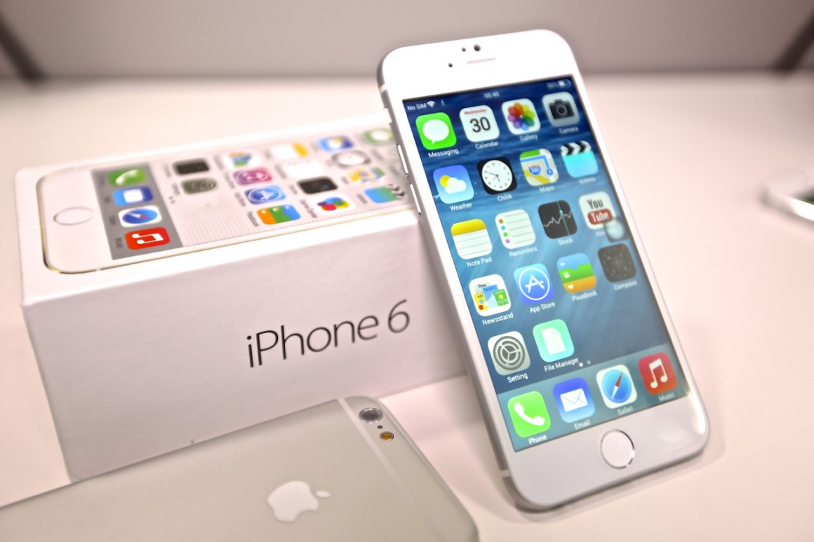 6ой iPhone