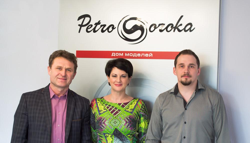 Интервью с семейной четой Сорока — владельцами бренда женской одежды «Petro Soroka»
