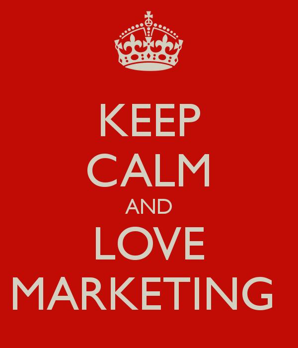 современный маркетинг – это любовь