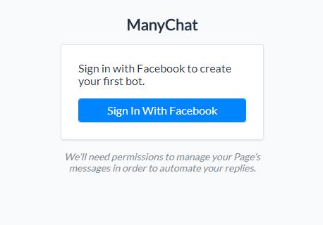 меничат фейсбук авторизация