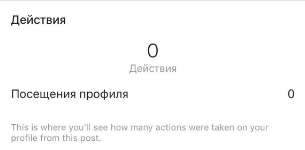 анализ посещений профиля instagram анализ