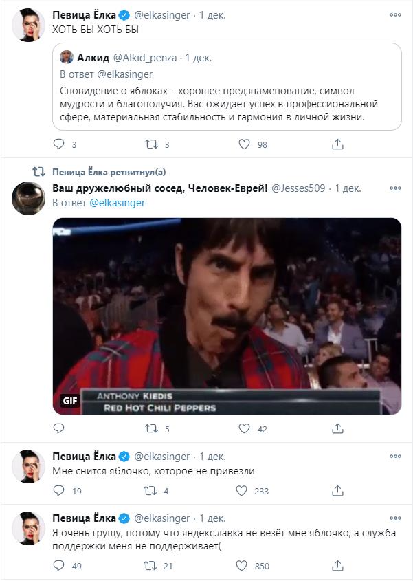 Что репостят известные люди Украины. Елка